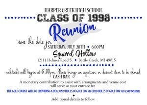 Image of Harper Creek Reunion