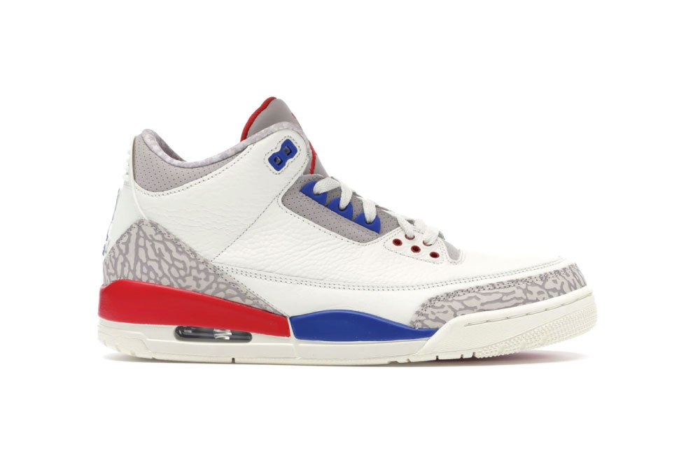"Image of Air Jordan 3 Retro ""International Pack"" USA 136064-140"