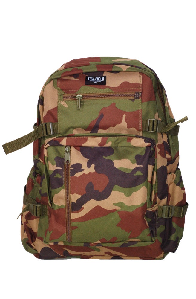 Image of COVERT Camo Backpack