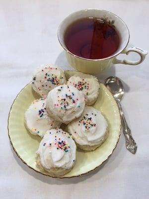 Image of Lemon Ricotta Cookies - TWO DOZEN