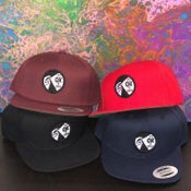"Image of Leave Your Mark ""Its OK To Spray"" Snap Back Hat"