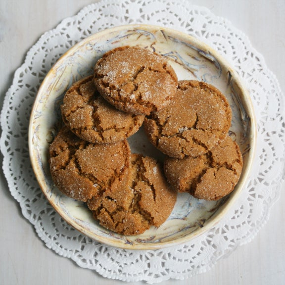 Image of Soft Molasses Cookies - TWO DOZEN