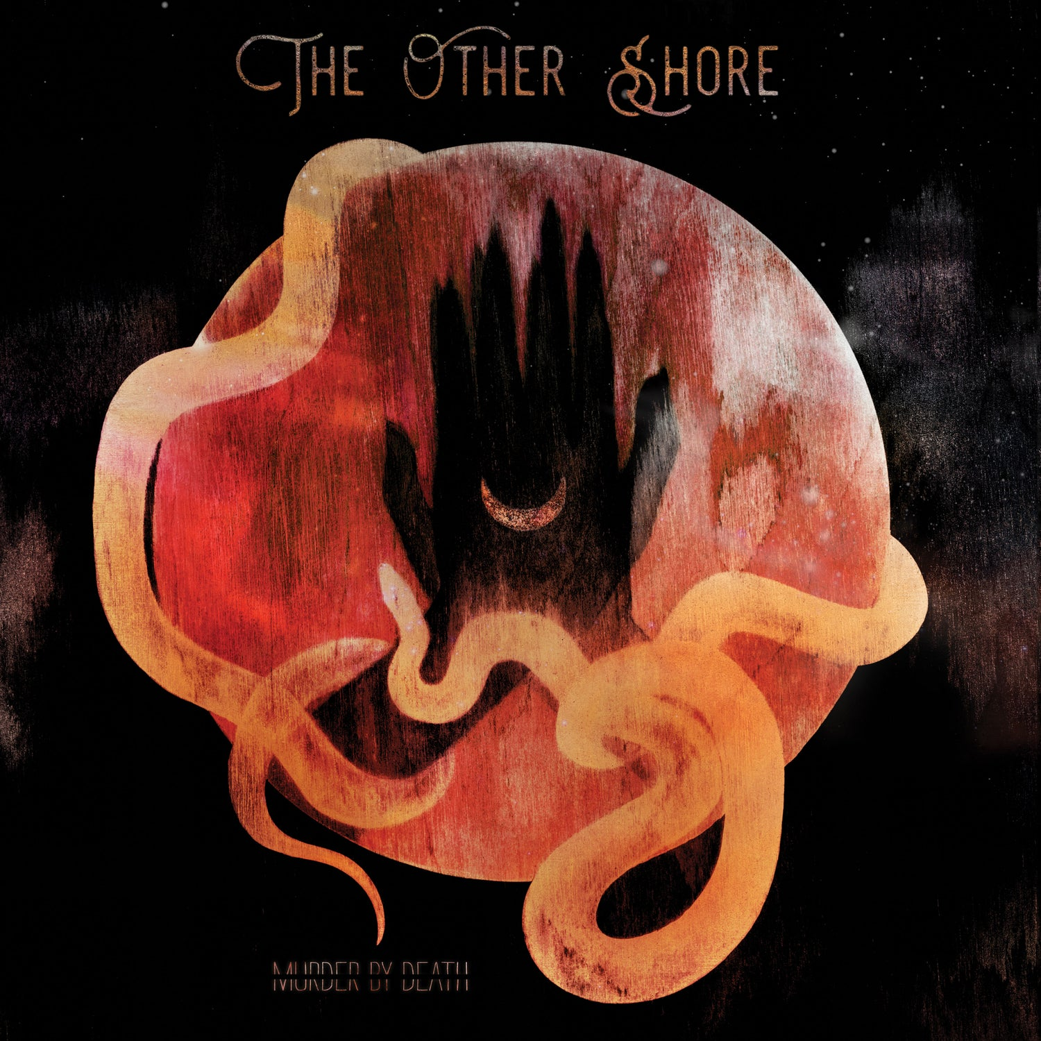 "Image of CD of our new album ""The Other Shore"" PRESALE: Arrives by August 24th"
