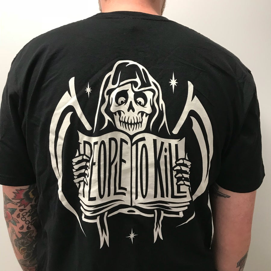 Image of People To Kill Shirt