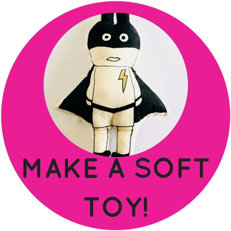 Image of MAKE A SOFT TOY! Multiple dates