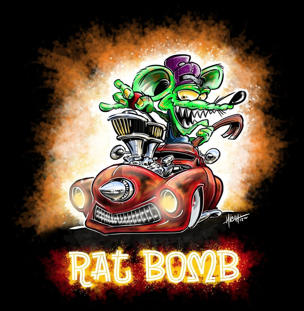 Image of RAT BOMB!