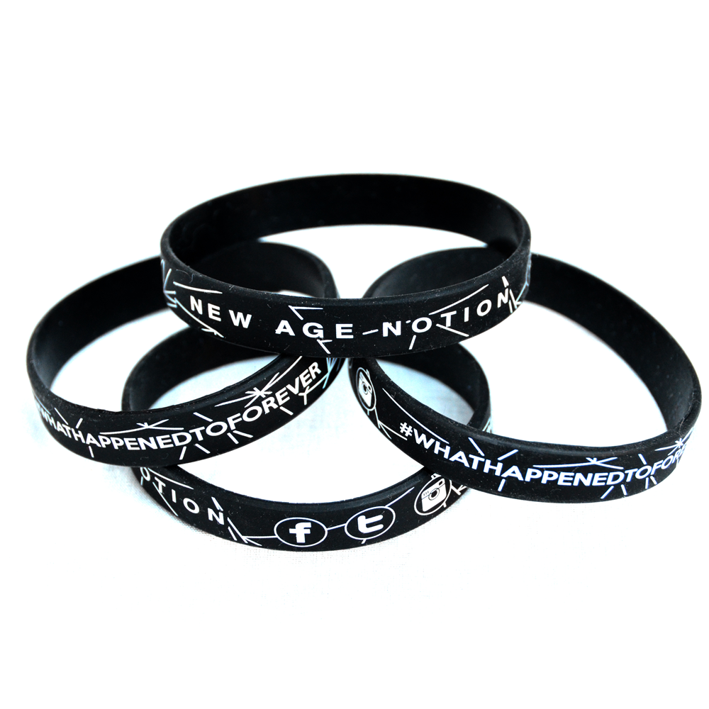 Image of NEW AGE NOTION WRISTBANDS