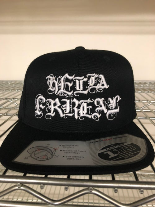 "Image of Mike Mictlan ""HELLA FRREAL"" Hat"
