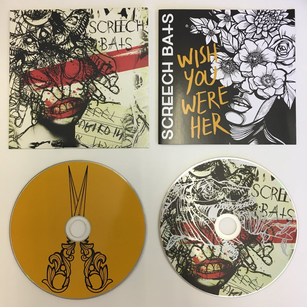 Image of  EP BUNDLE 1 & 2 'WISH YOU WERE HER' & 'SCREECH BATS