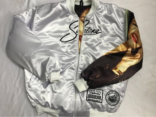 Image of Selena Satin Jacket