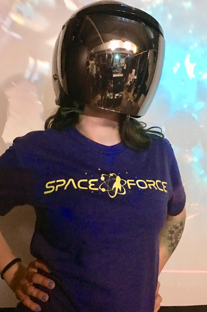 Image of Space Force Tee