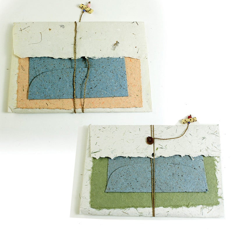 Image of Handmade Stationary (made in African)