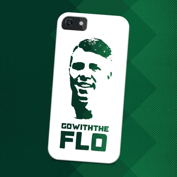 Image of Go With The Flo phone case