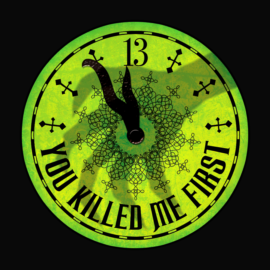 Image of The Haunted Clock