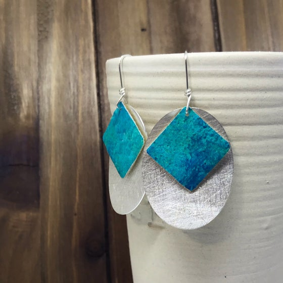 Image of KX2 earrings