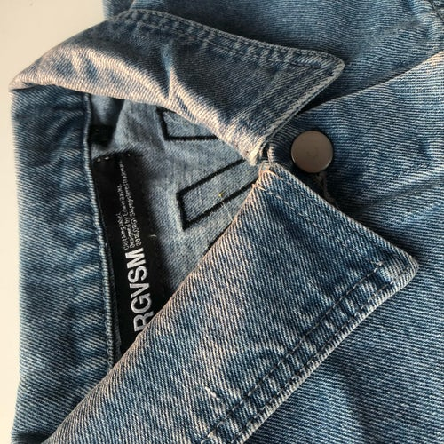 Image of DENIM REVERSE JACKET x GIRL //PRE ORDER