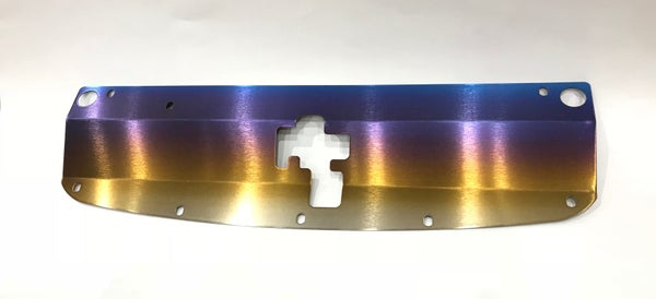 Image of S2000 Titanium Cooling plate (no air duct) plain