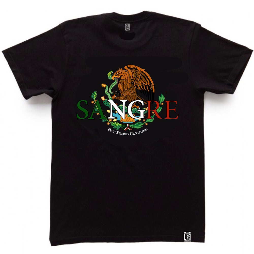 Image of Youth Mexican Sangre Tee