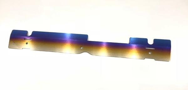 Image of Titanium Cooling plate Subaru WRX/STI (radiator Shroud)