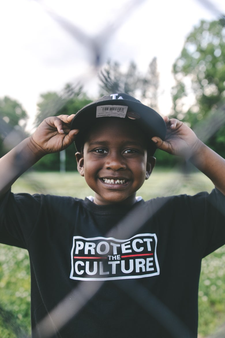 Image of Protect the Culture Kids Tee
