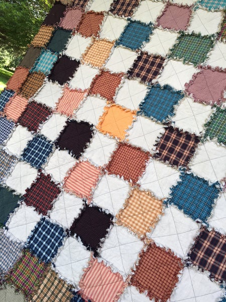 Image of Farmhouse Custom Quilt