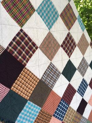 Image of Farmhouse Custom Quilt