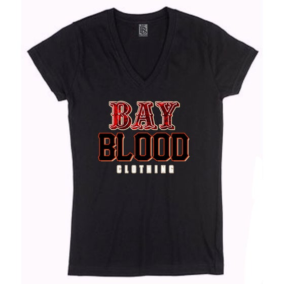 Image of Ladies Frisco Bay Blood Vnecks