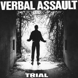 "Image of Verbal Assault ""Trial"" LP Remastered"