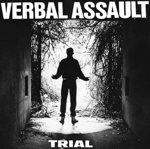 "Image of Verbal Assault ""Trial"" LP Remastered"