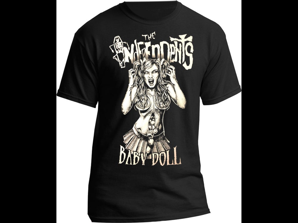 Image of The Independents - BABYDOLL