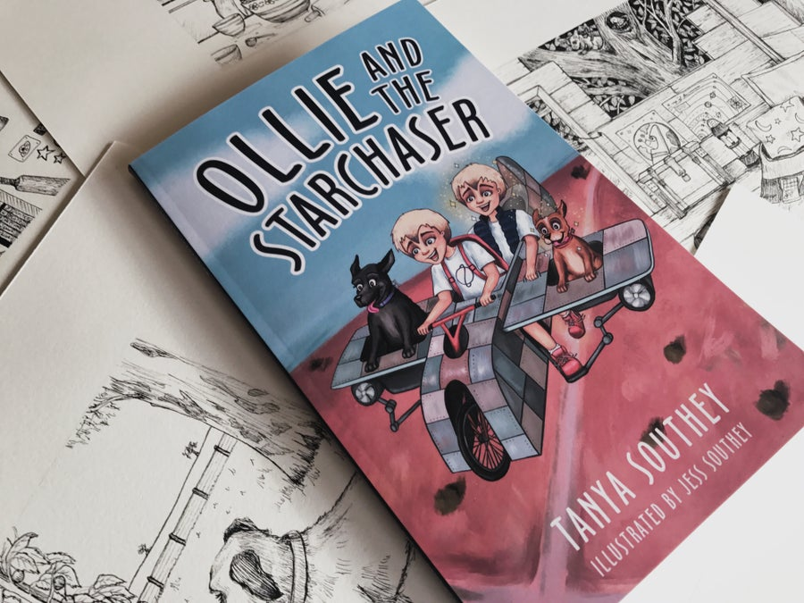 Image of Ollie and the Starchaser