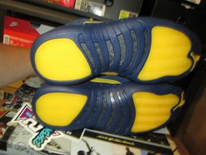 "Image of Air Jordan XII (12) Retro NRG ""Michigan"""