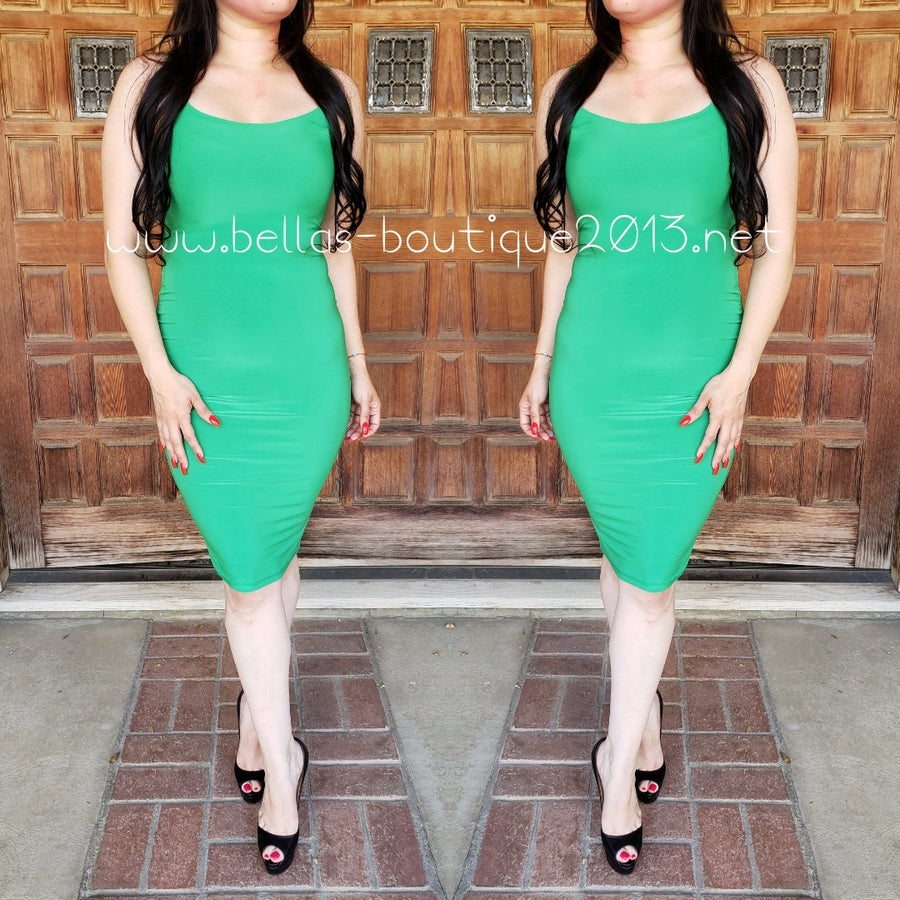 Image of Kari Midi Dress
