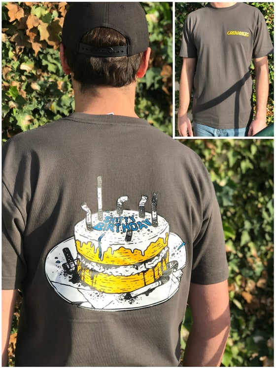 "Image of ""Shitty Birthday"" Tee"