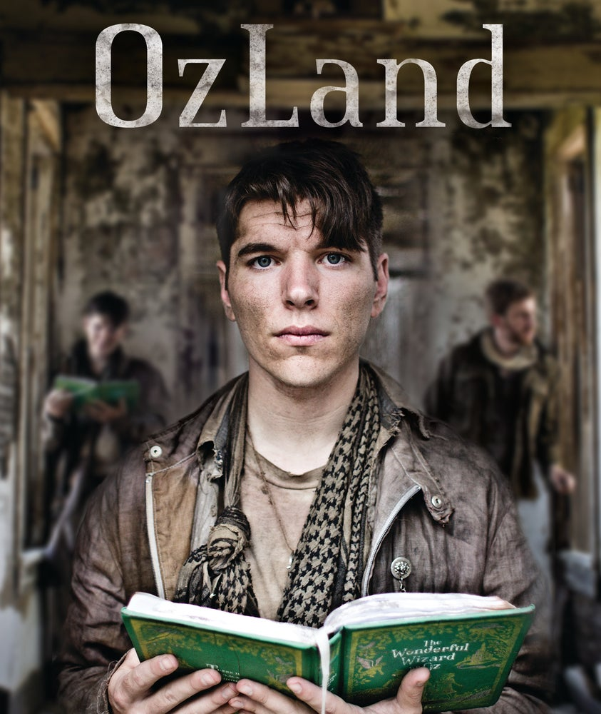 Image of OzLand Limited Edition Blu-ray
