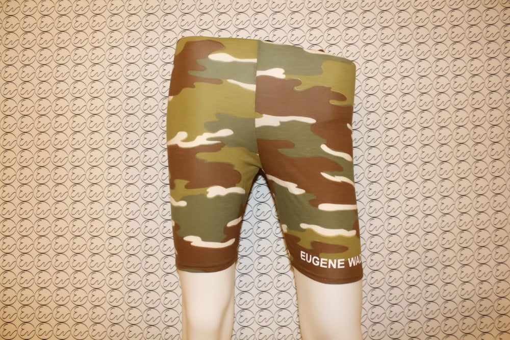 CYCLING SHORTS (Camouflage)