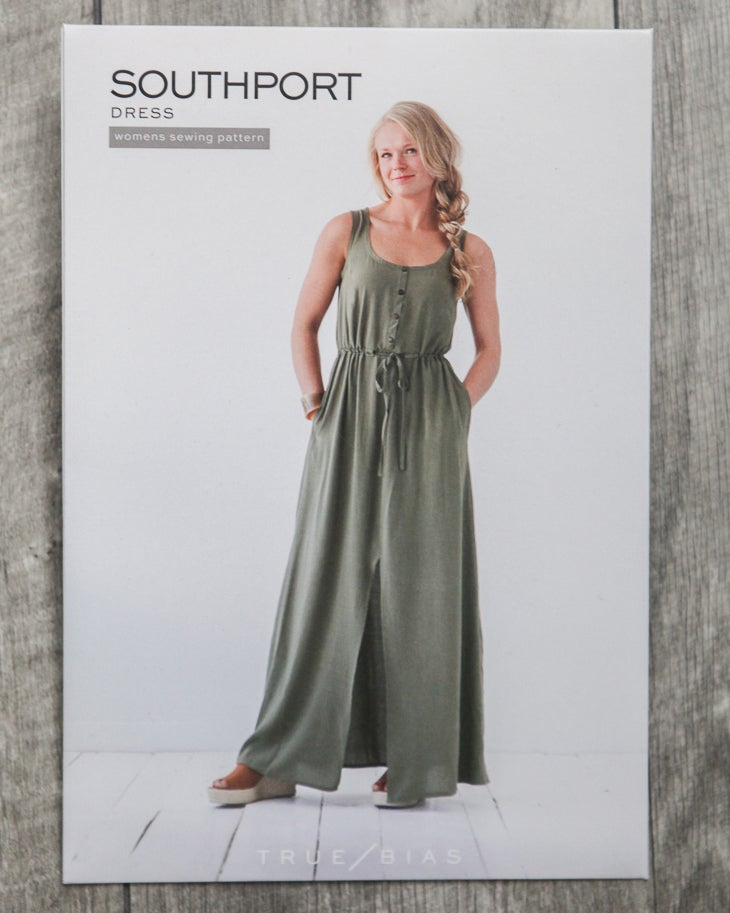 Image of SOUTHPORT DRESS (PAPER)