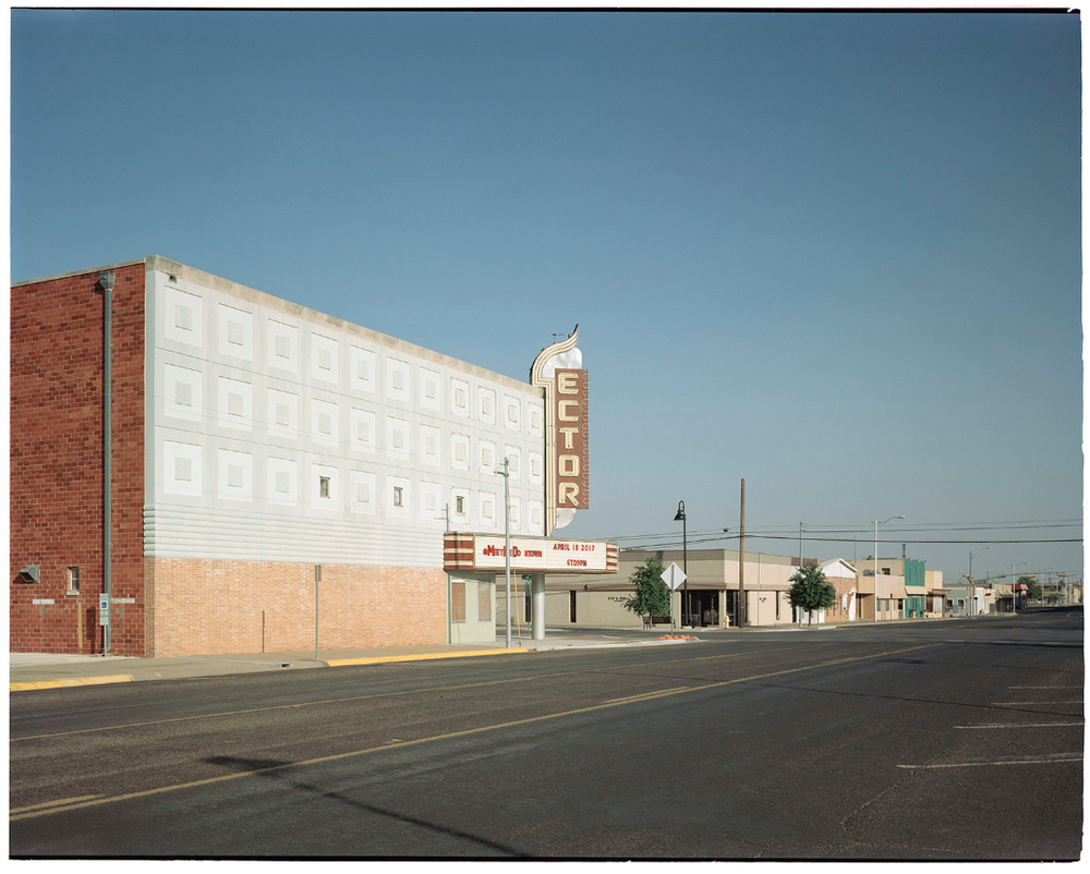 Image of A Plain View, Odessa Texas 2017 by Jason Lee