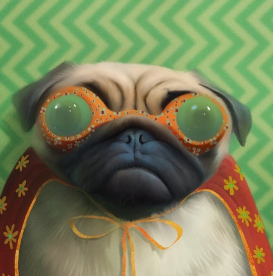Image of Super Pug