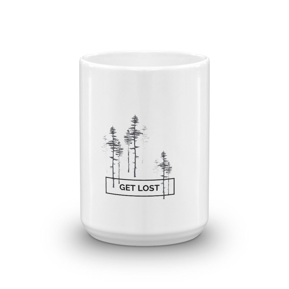 Image of Get Lost - mug