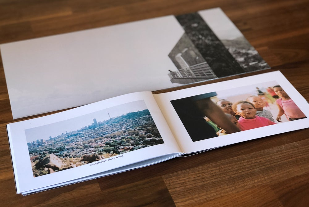 Image of Los Angeles 35mm Photo Bundle (3 A4 Photos & Zine)