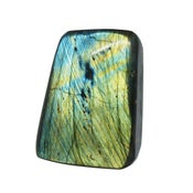 Image of Big Yellow, Blue and Green Labradorite