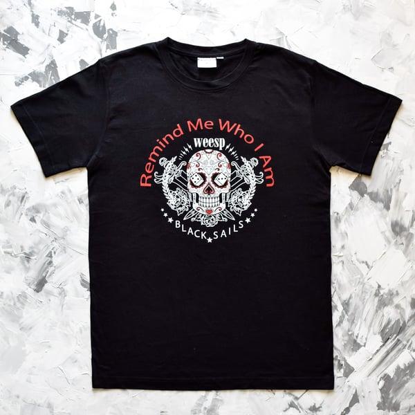 Image of Black Sails T-Shirt (Black)