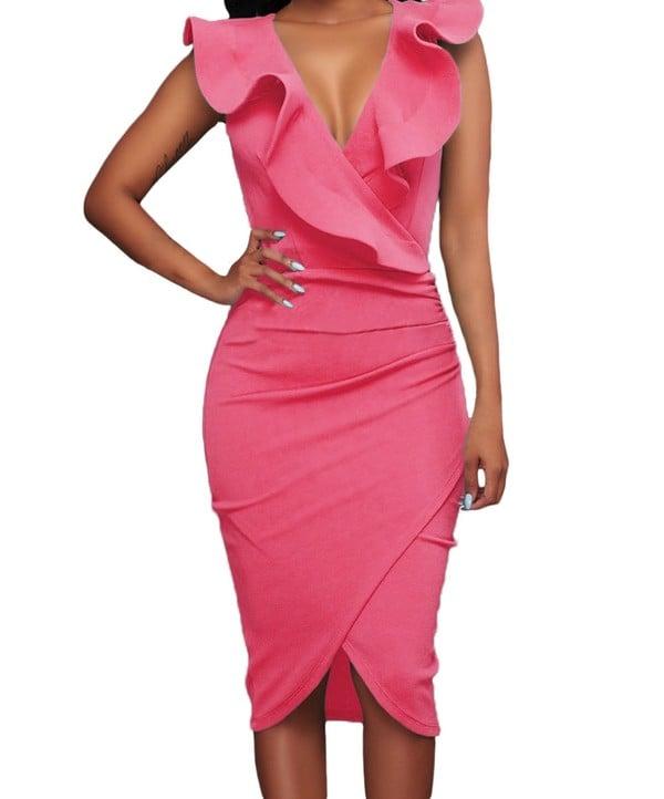Image of Toni Braxton dress
