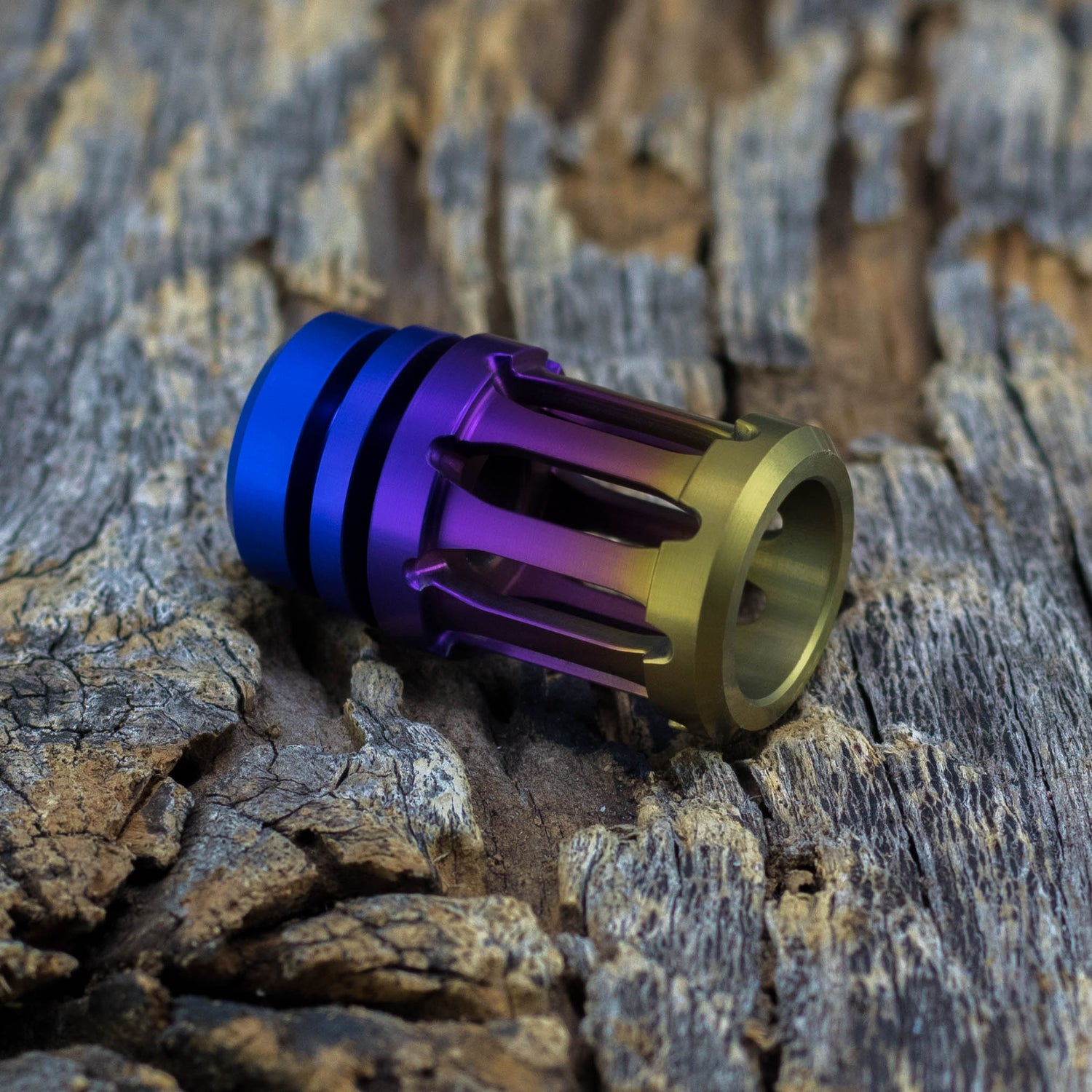 Image of A2 Muzzle Brake Bead - Tri-Color #1