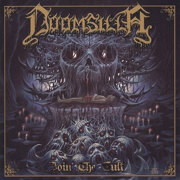 Image of DOOMSILLA - Join The Cult DCD
