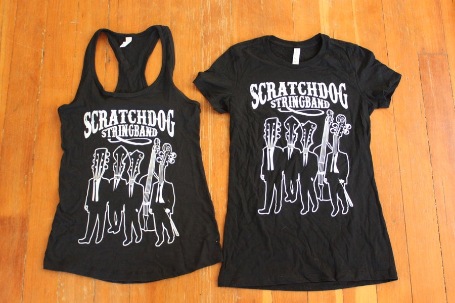 Image of Scratchdog Shirt