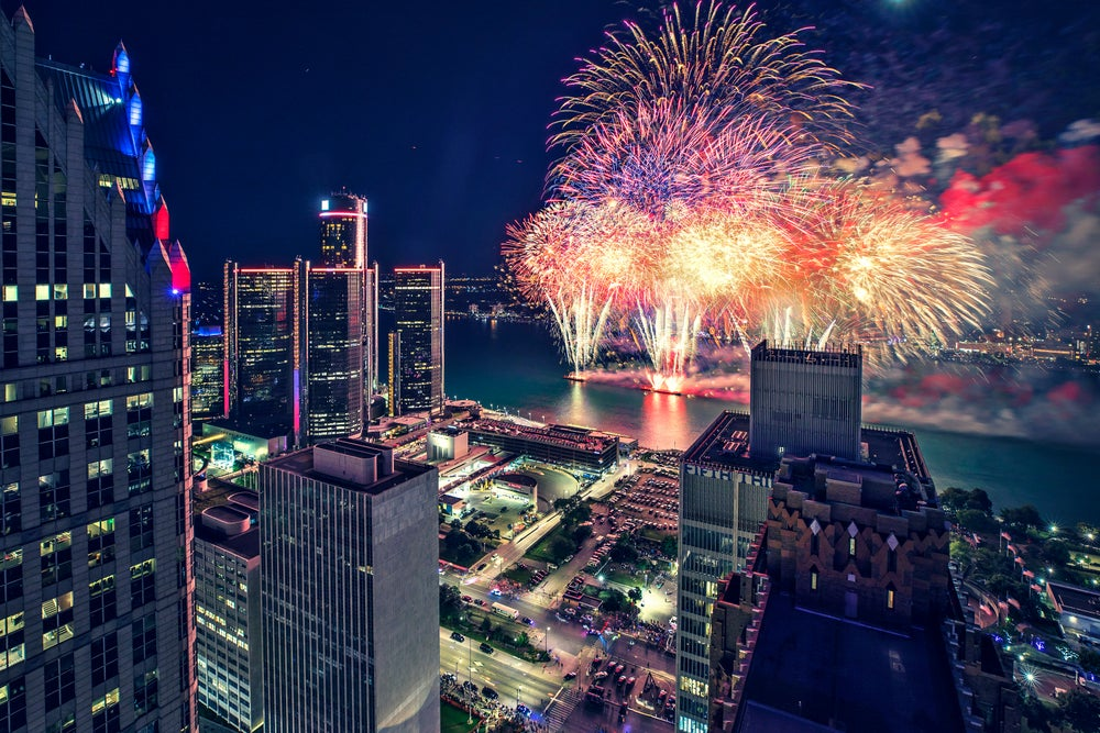 Image of FIREWORKS 2018