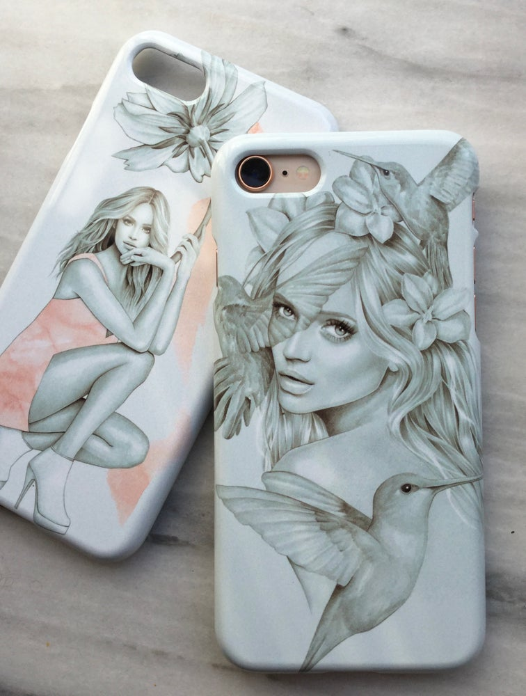 Image of BLOOM IPHONE CASE