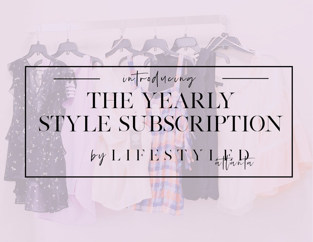Image of Yearly Style Subscription